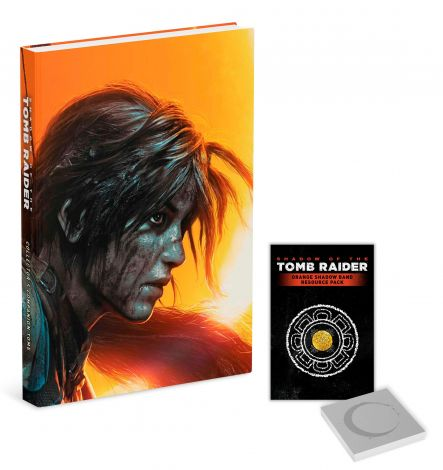 Shadow of the Tomb Raider Official Collector's Companion Tome