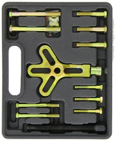 Silverline Harmonic Balancer Puller Kit 13 pcs (580487)
