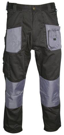 Blackrock Ανδρiκό παντελόνι Εργασίας Large Μαύρο/Γκρι