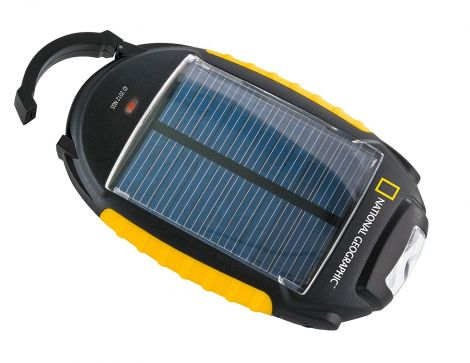 Bresser National Geographic 4-in-1 Solar Charger (9060000)
