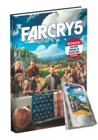 Hardcover Far Cry 5 (Collectors Edition) (Prima Games)