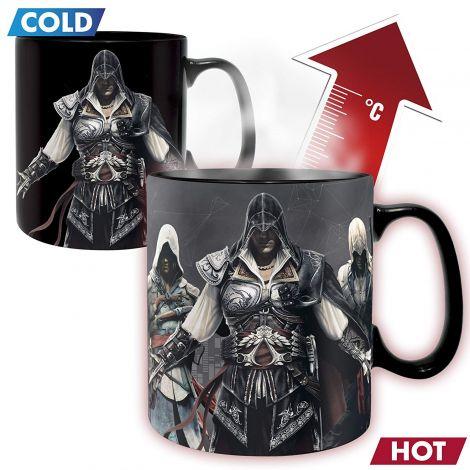 ABYstyle ASSASSIN'S CREED Heat Change Mug - 460ml (ABYMUG417)
