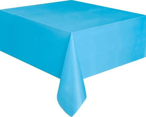 Τραπεζομάντηλο πλαστικό μπλε ανοιχτό, 9ft x 4.5ft Unique Party 50393