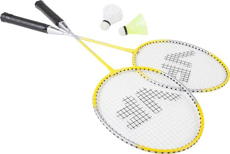 Vicfun Hobby Set B Badminton Set - Yellow/Black