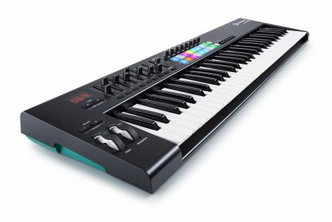 Launchkey 61 MKII Essential keyboard controller with everything you need to make music, collaborate and jam in Ableton Live