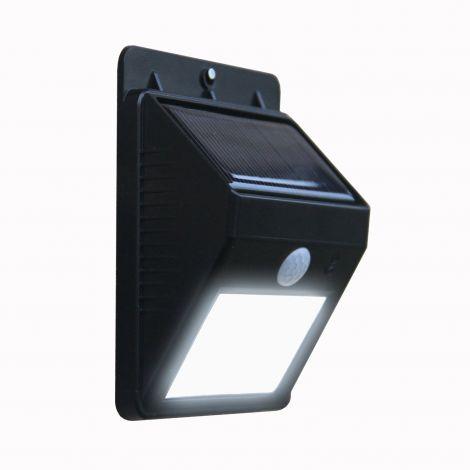 Ηλιακό Φώς 4 LED 100Lm με Αισθητήρα Κίνησης Εξωτερικού Χώρου (H11770)