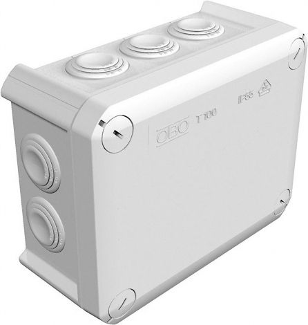 OBO Bettermann Junction Box (150X116X67 mm) T100