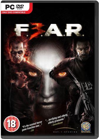 FEAR 3 (PC DVD)