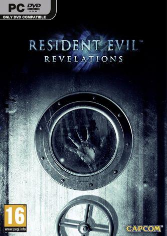 Resident Evil Revelations (PC DVD)