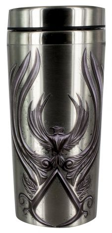 Assassin's PP4099AS Creed Travel Mug, Stainless Steel, Multi, 8 x 8 x 18 cm