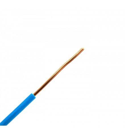 Cable ΝΥΑ 1Χ2.5mm² Μπλέ 100 Μέτρα H07V-U