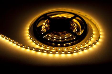 Ταινία LED Θερμό Λευκό SMD5050 Αδιάβροχη 14.4W 5μ