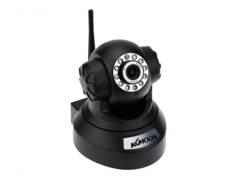 Kmoon HD Ασύρματη Κάμερα Παρακολούθησης CCTV Wifi P2P IP 720P H.264 (803)