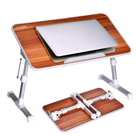Avantree Adjustable Laptop Bed Tray Portable Standing Desk - Minitable