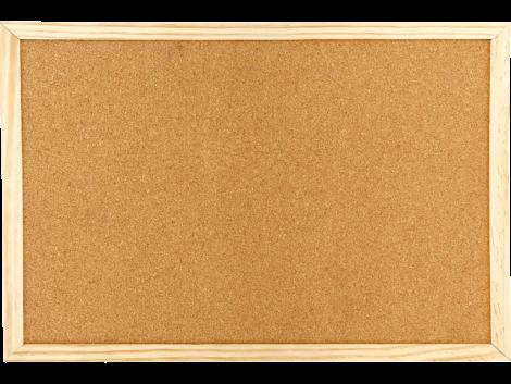 ΠΙΝΑΚΑΣ ΦΕΛΛΟΥ BLACK RED 60Χ90 ΔΙΠΛΗΣ ΟΨΗΣ (BR43112)