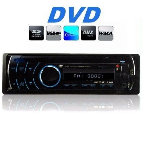 Στερεοφωνικό Αυτοκινήτου Car Audio Stereo CD DVD Player iPOD AUX MP3 USB SD FM (AS1205)