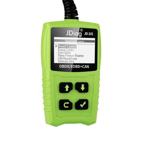Universal OBDII Car Diagnostic Scanner Tool for Car Engine OBD2/EOBD Diagnostic Scanner (JD101)