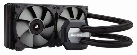 Corsair Hydro Series H100i V2 Liquid CPU Cooler Black (CW-9060025-WW)