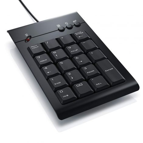 Aplic USB 2.0 Wired Numeric Keypad 22 Keys (302536)