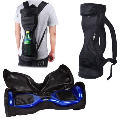 Waterproof Backpack to Carry/Store your Drifting Board (D0060-SCB-BLA)