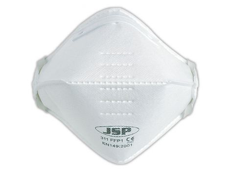 Dust Mask without Filter CE 0194 20Pcs
