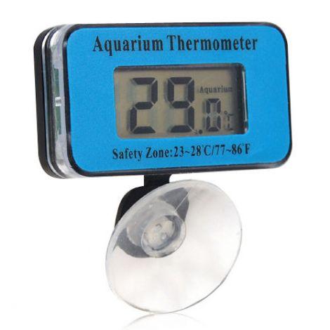 Aδιάβροχο ψηφιακό Θερμόμετρο Ενυδρείου