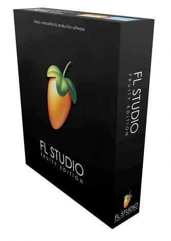 FL Studio Fruity Edition 12 Music Production Software (Pro Edition 12)