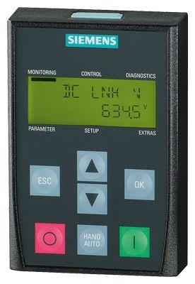 Siemens SINAMICS G120 BASIC OPERATOR PANEL (BOP-2) (6SL32550AA004CA1)