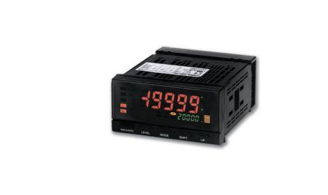 Omron Digital Panel Meter 24VAC/DC (K3MA-J-A2)