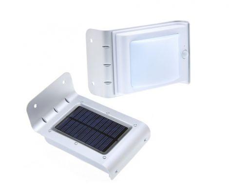 Ηλιακό Φώς 16 LED με Αισθητήρα Κίνησης Εξωτερικού Χώρου (IEP300)