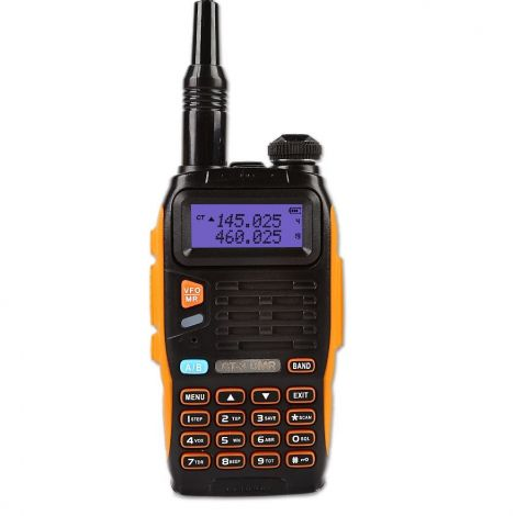 Baofeng GT-3 Mark IV DMR Dual Band Walkie Talkie Tier1