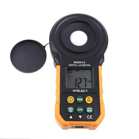 Φωτόμετρο 200000Lux/20000FC (MS6612)