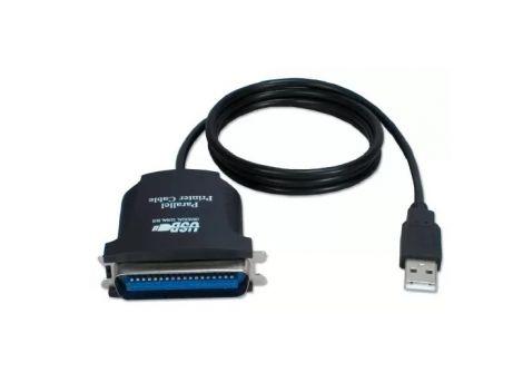 Καλώδιο USB Αρσενικό σε Παράλληλο Θηλυκό 1m (18122)