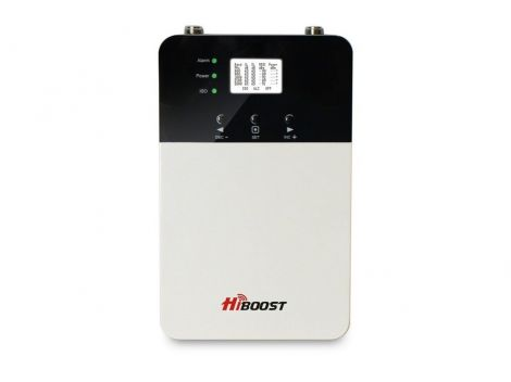 Hiboost Quint Band GSM Boosters 500m² EGSM+DCS (LTE)+3G+LTE+LTE 900+1800+2100+800+2600 MHz (Hi13-5S)