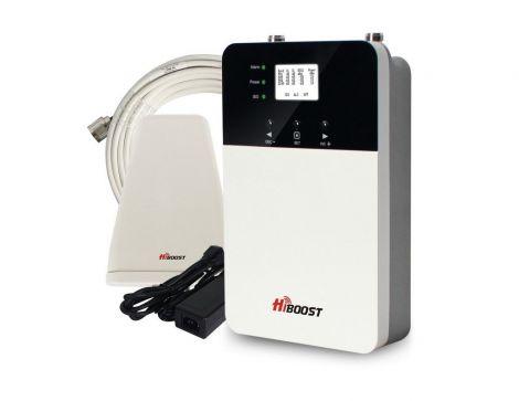HiBoost Triple Band GSM Booster 500 m² LTE800+EGSM+3G+800+900+2100MHz (Hi13-3SL)