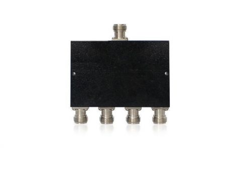 Hiboost Micro-Strip Four-Way Splitter