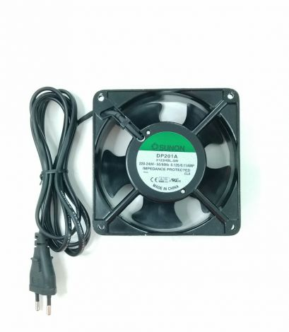 Fan 120 x 120 x 38 mm 230V SUNON CY 201 With 1.5m Power Cord