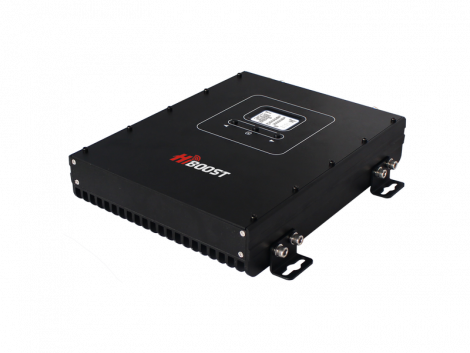 Hiboost Quint Band GSM Boosters 2000m² EGSM+DCS (LTE)+3G+LTE+LTE 900+1800+2100+800+2600 MHz (Hi20-5S)