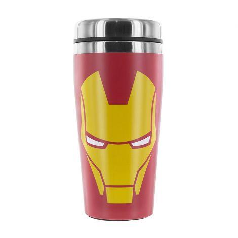 Marvel Iron Man Travel Mug Stainless Steel