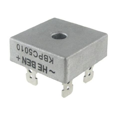 Bridge rectifier 50A/1000V  KBPC5010