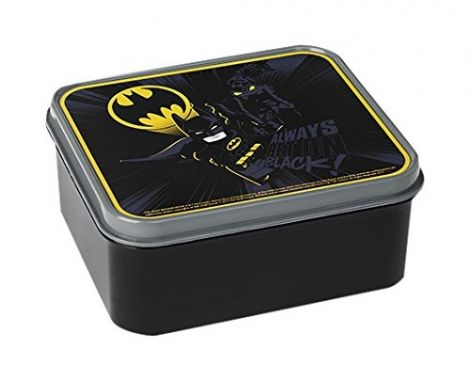 LEGO Batman Lunch Box (Black)