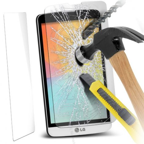 LCD Glass protector for LG L Bello 2 0.4mm (52161)