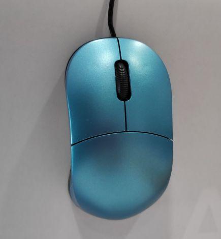 Optical Usb Mouse 1200Dpi Blue (955)