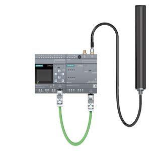 Εποπτεία Έλεγχος και Τηλε ειδοποίηση με Siemens LOGO! 8 και το CMR2020