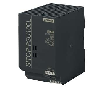 Siemens SITOP PSU100L DC Power Supply 24VDC 5A 50/60Hz (6EP13341LB00)