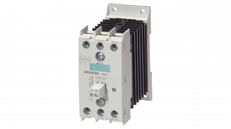 Solid-state contactor 3-phase 3RF2 AC 51 / 10 A / 40 °C (3RF2410-1AC55)