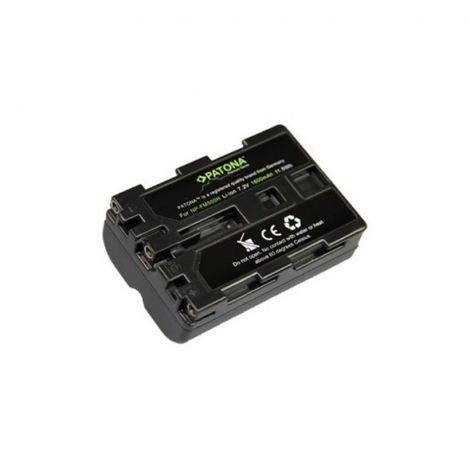 Battery SONY NP-FM500H 2040mAh premium PATONA PT1167