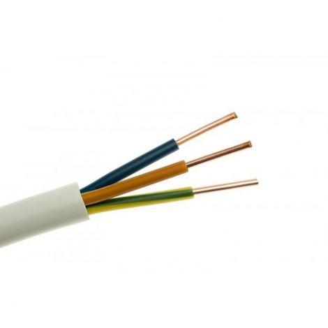 Καλώδιο ΝΥMHY 3Χ2.5mm² HO5VV-F