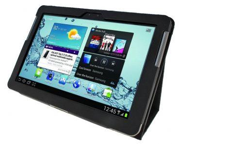 Θήκη για Samsung P5100 Tab2 10.1'' Μαύρο (14523)
