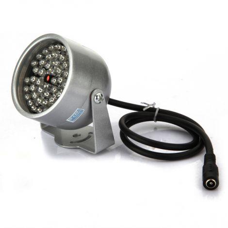 Προβολέας LED Νυχτερινής Οράσεως Υπέρυθρου Φωτισμού για Κάμερες Ασφαλείας(CXQ)